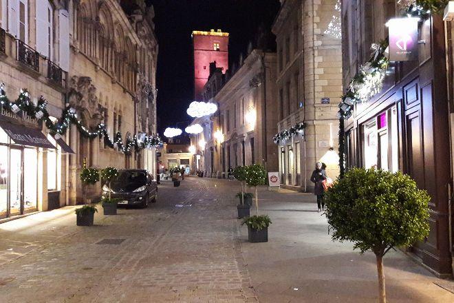 Rue Des Forges, Dijon, France
