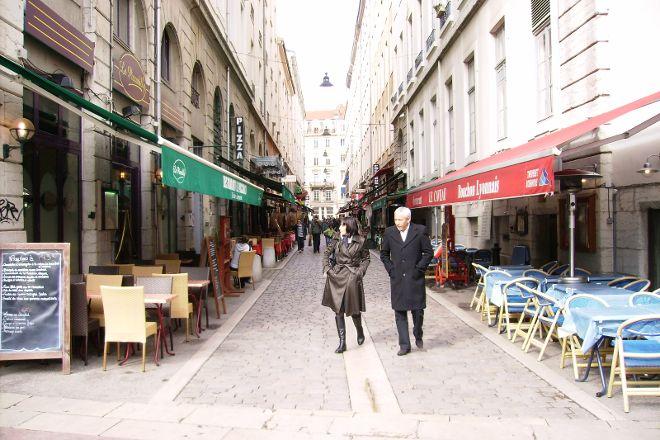 Rue des Marronniers, Lyon, France