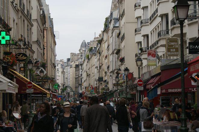 Rue Montorgueil, Paris, France
