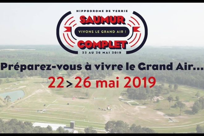 Saumur Complet, Saumur, France