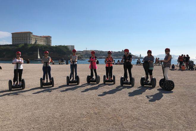 Segway Tours, Marseille, France
