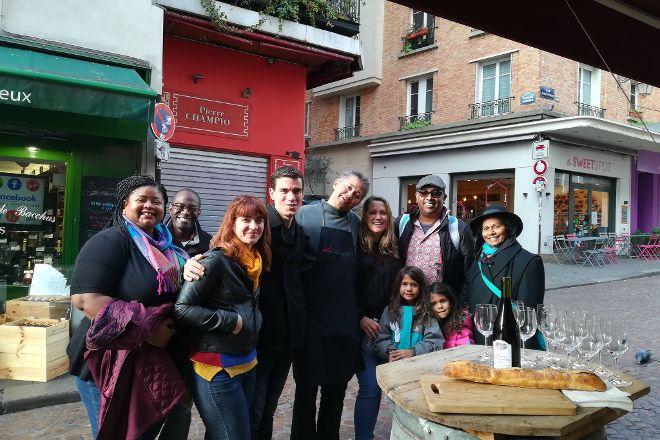 Sidewalk Food Tours of Paris, Paris, France