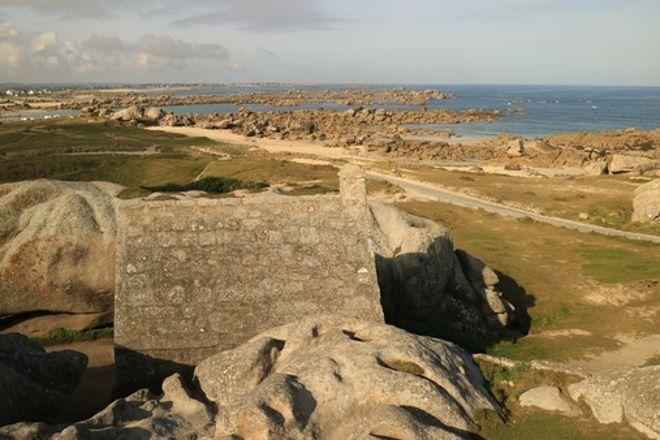 Site of Meneham, Kerlouan, France