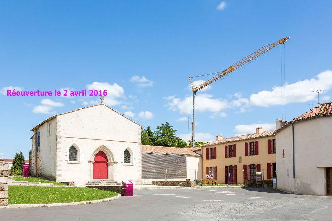 Site Saint-Sauveur, Rocheserviere, France