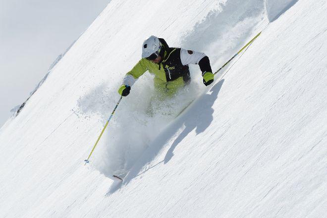 Ski Center, Orcieres, France