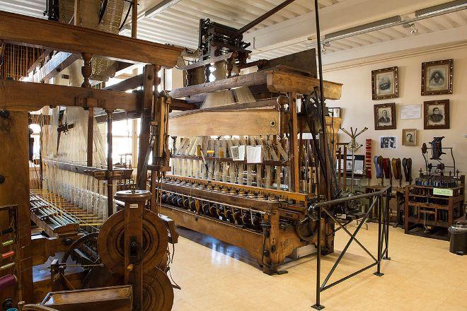 Soierie Vivante - Atelier Municipal de Passementerie, Lyon, France