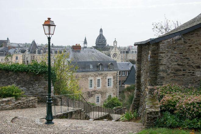 Square de Forme, Chateau-Gontier, France