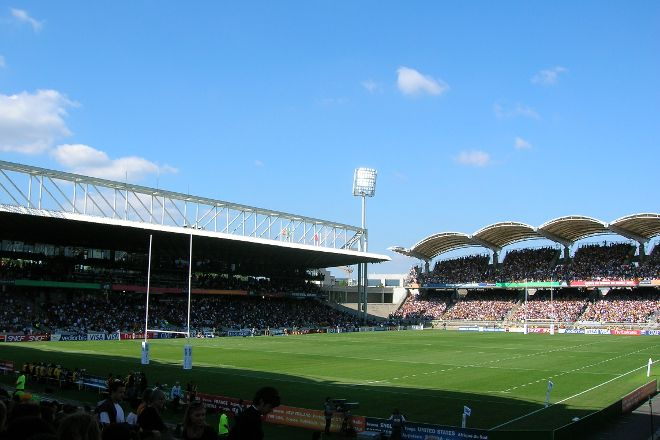 Stade Gerland, Lyon, France
