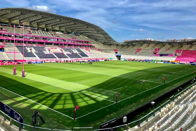 Stade Jean Bouin, Paris, France