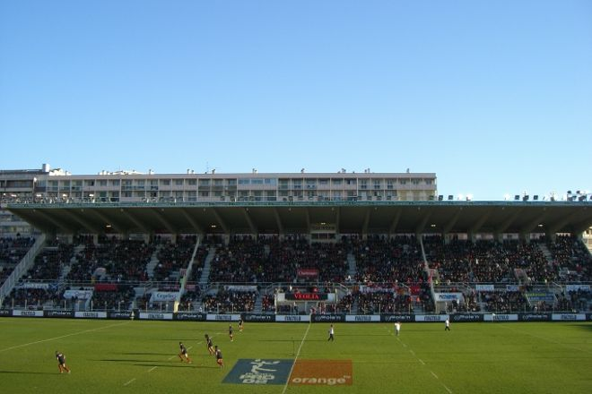 Stade Mayol, Toulon, France