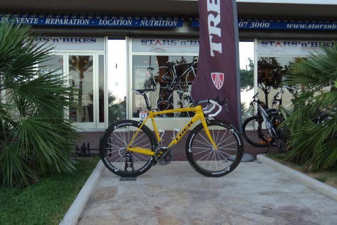 Stars'n'Bikes, Cagnes-sur-Mer, France