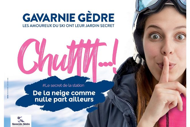 Station de ski Gavarnie-Gedre, Gavarnie, France
