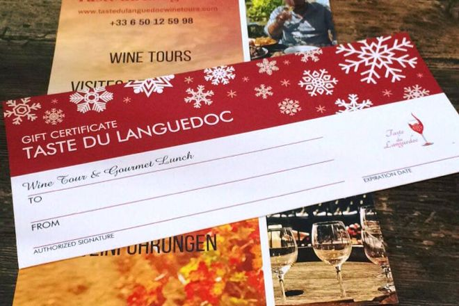 Taste du Languedoc, Azille, France
