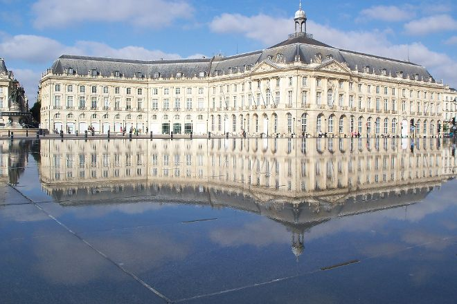 The Water Mirror, Bordeaux, France