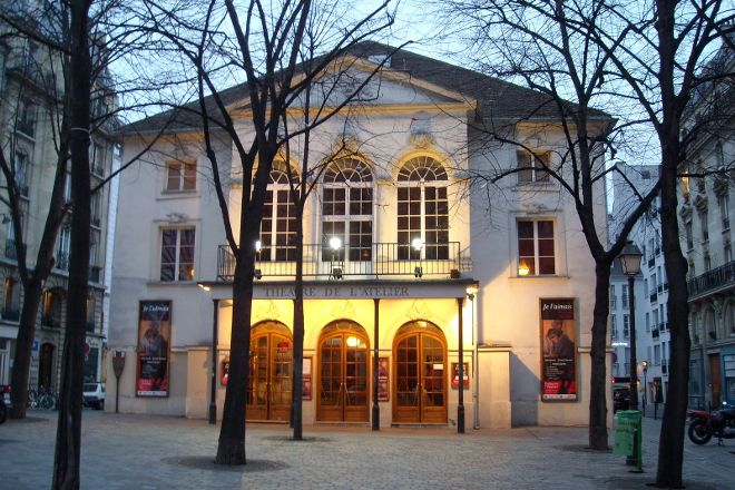 Theatre de l'Atelier, Paris, France