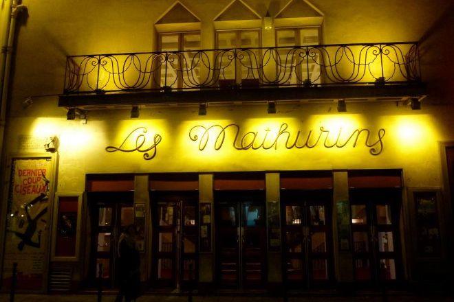Theatre des Mathurins, Paris, France