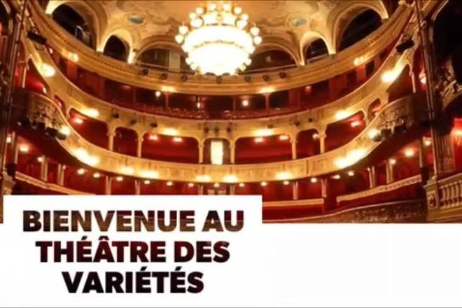 Theatre des Varietes, Paris, France