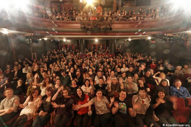 Theatre Trevise, Paris, France