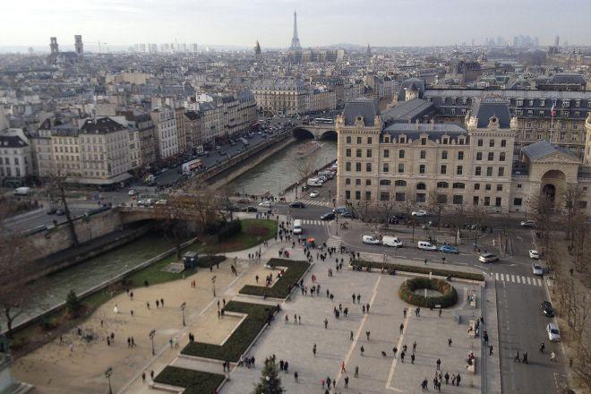 Touring France, Paris, France