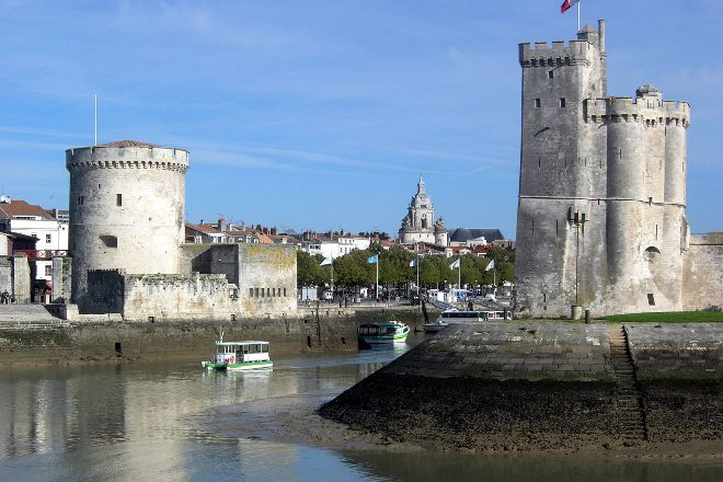 Towers of La Rochelle, La Rochelle, France