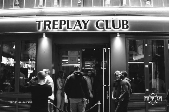 Treplay club, Paris, France