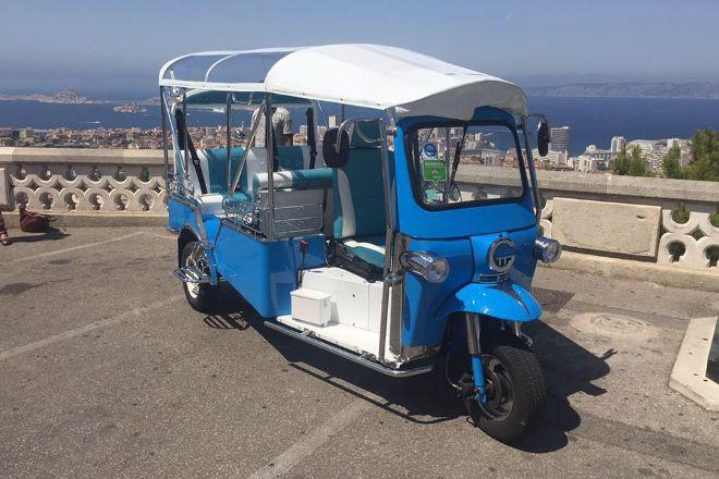 Tuk in Marseille, Marseille, France