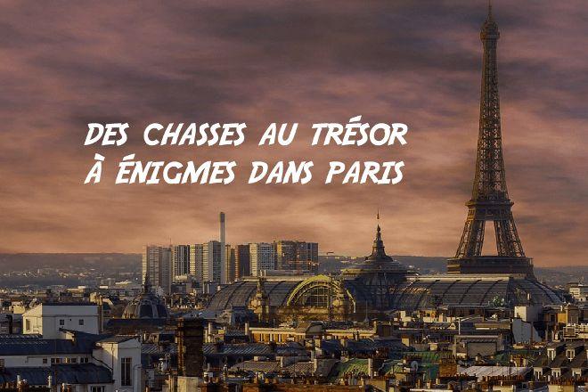 Un Tresor a Paris, Paris, France