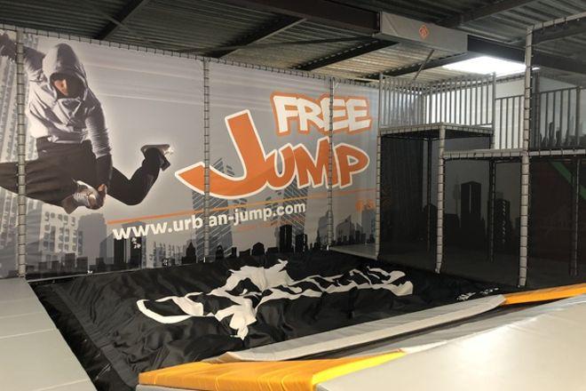 Urban Jump, Aix-en-Provence, France