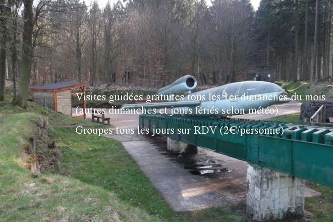 V1 Site at Val Ygot, Ardouval, France