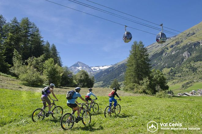 Val Cenis Alpine Area, Lanslebourg Mont Cenis, France