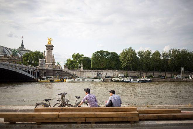 Velib' Metropole, Paris, France