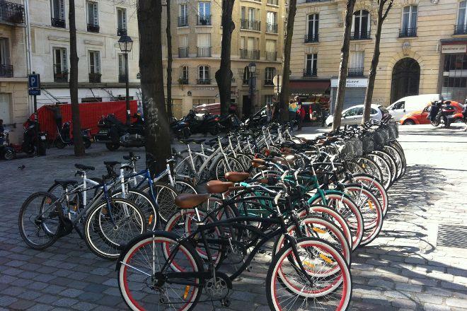 Veloparis, Paris, France