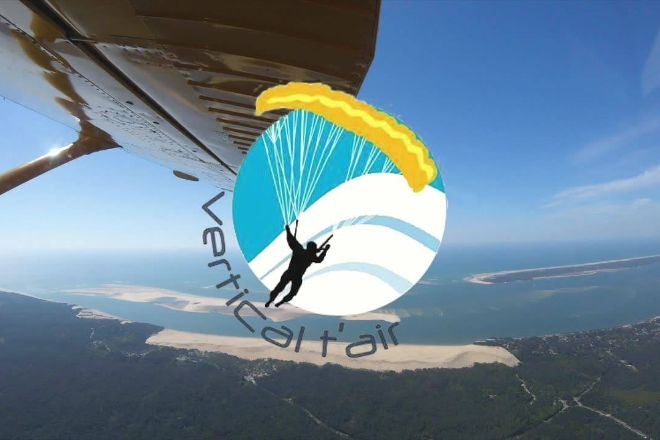 Vertical T'air Parachutisme, La Teste-de-Buch, France