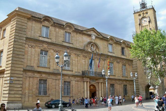 Vieil Aix, Aix-en-Provence, France