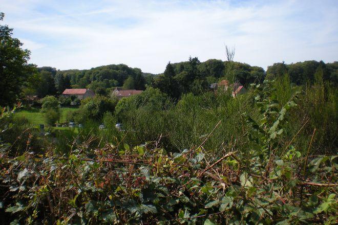 Village de Masgot, Franseches, France