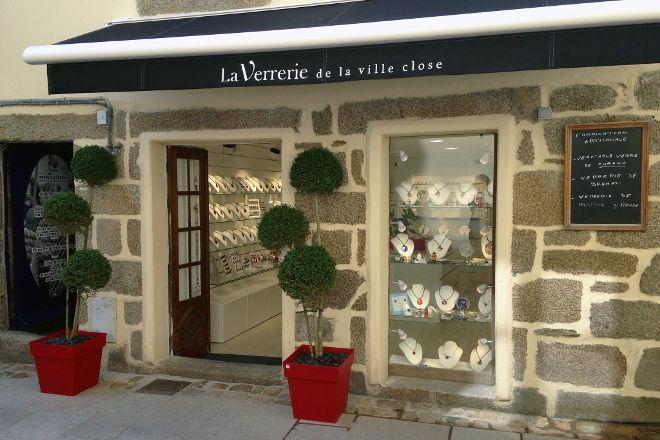 Ville Close de Concarneau, Concarneau, France