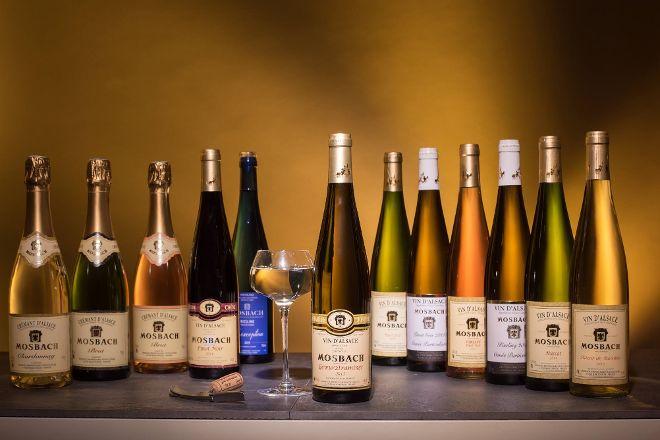 Vins d'Alsace Mosbach, Marlenheim, France