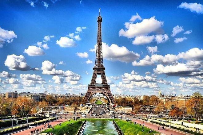 Visit Paris Running, Paris, France