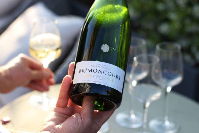 Wafflart Briet Champagne, Sacy, France