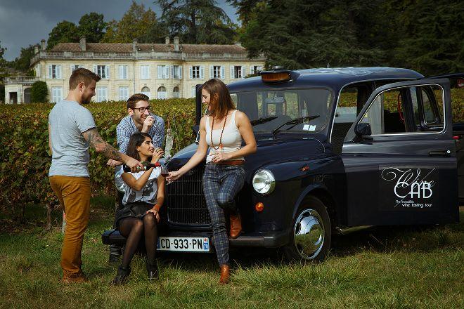 Wine-Cab, Bordeaux, France