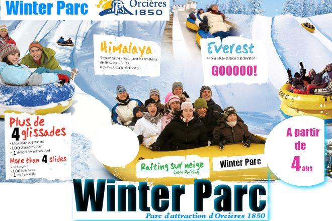 Winter Parc, Orcieres, France