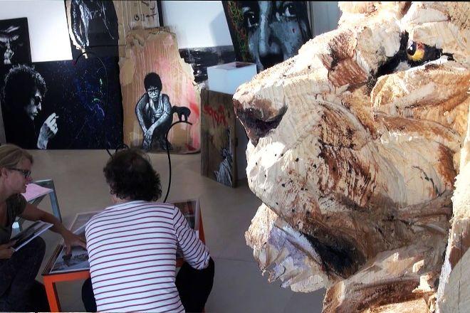 XIN ART Galerie, Ars-en-Re, France