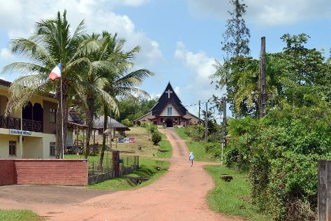 Cacao Village, Roura, French Guiana