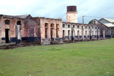 Camp De La Transportation, Saint-Laurent-du-Maroni, French Guiana
