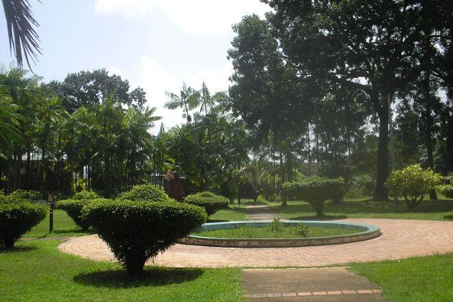 Jardin Botanique, Cayenne, French Guiana