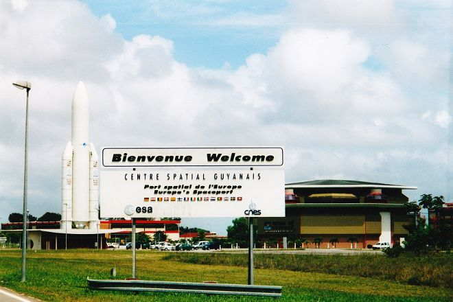 Kourou Space Centre (Guiana Space Centre), Kourou, French Guiana