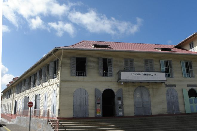 Musee Departmental Alexandre-Franconie, Cayenne, French Guiana