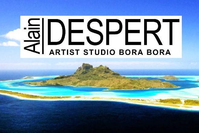 Alain Despert, Vaitape, French Polynesia
