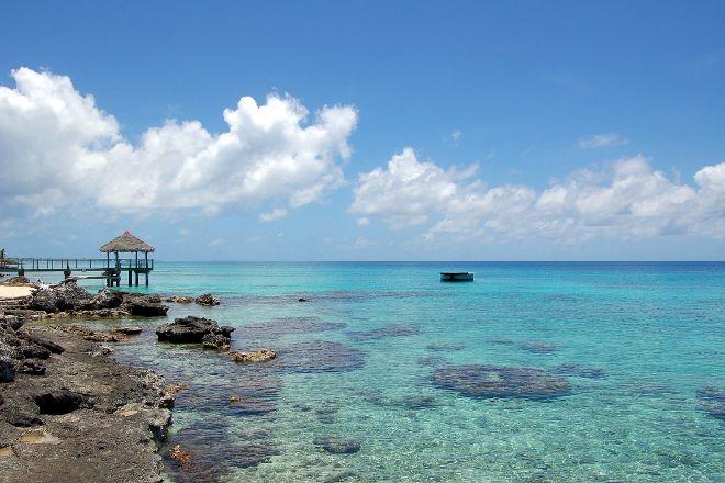 Ile aux Recifs, Avatoru, French Polynesia