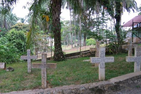 Museum Albert Schweitzer, Lambarene, Gabon
